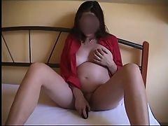 Pregnant Home Real Amateur