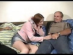 Two Old Men For Redhead Teen Allisons Cunt