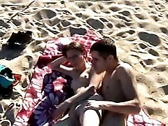 Nude Beach Hot And Very Funny