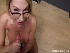Naked MILF Asks For A Facial Cumshot
