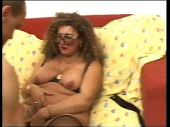 Mature Bitch Double Fucked