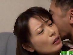 Mature Chick Eriko Likes Deep Penetration