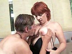 Amateur Mature German Video Show