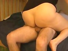 Bbws Snatch Oozes Cum After Riding Cock