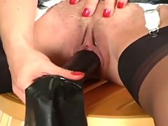 Passion Wearing Dildo Pants And Talks Naughty