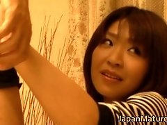 Japanese Mature Women Have A Threesome With One Guy 1 B