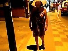 Solo 53 Granny Gilf Three Videos Naked In Public