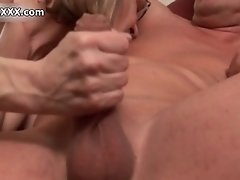 Nasty Mature Slut Gets Her Pussy Licked And Pounded In