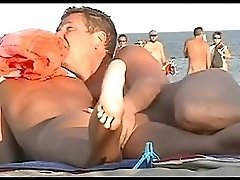 Nude Beach Exhibitionists Pt 03