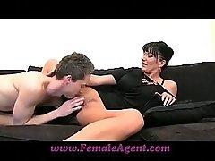 Femaleagent Anaconda Cock