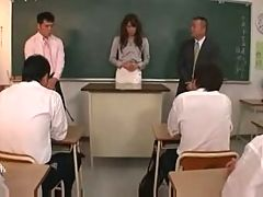 Japanese Teacher Fucked By Her Students Amp Teachers 3