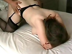Hot MILF On Real Homemade