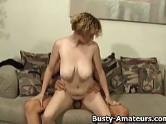 Busty Chick Samantha Fucking On Different Position