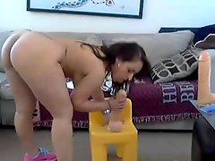 Curvy Bitch With Big Toys Negrofloripa