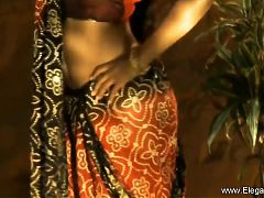 Bollywood Babe Slow Dancing