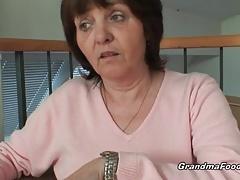 Granny Still Likes Cock