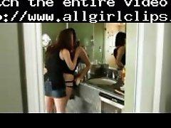 Bobbi Starr & Raven Alexis Lesbian Girl On Girl Les