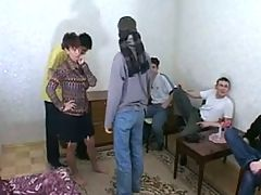 Klavdia Russian Mom Amp 5 Young Boys