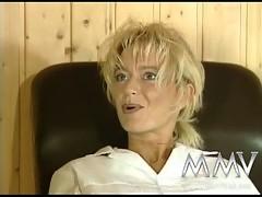 Mmv Films Raunchy German Mature Fucked Hard