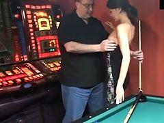 Cucky Films His Gf With Fat Old Man