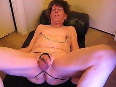 Joanne Slam Nasty Lesbo Granny Tranny