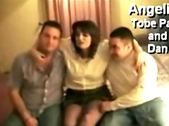 Amateur Mmf French Wife Threesome