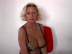 Bigger Penis Measured By Older Woman