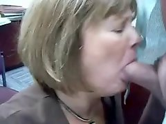 Mature Head 71 Two Vids Of The Office Slut Doing Her Job