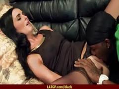 Big Tit MILF Loves A Big Black Cock 27