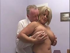 Blonde MILF Gets A Good Shagging