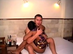 Indian MILF Fucked By White Guy