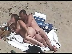 Nude Beach Couples Caught On Camera Voyeurs And Helpers