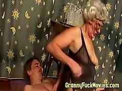 Dirty Granny Satisfaction