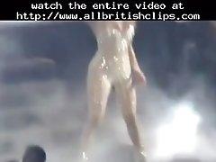 Jennifer Lopez Sex Bomb British Euro Brit European Cums