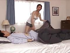 Japanes Not Mom Teach Not Son