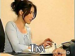 Tiffany Hopkins Is A Great Secretary