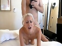 Skinny Coed Rebecca Cheats On Bf