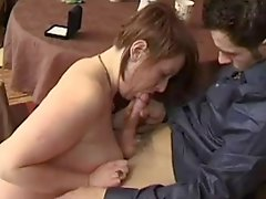 Chubby French Mature Has Great Anal Sex