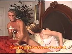 Daddy Gives Step Daughter A Creamy Surprise 21