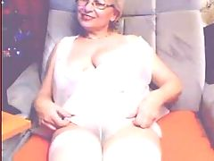 Mature Slut On Webcam