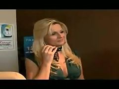 Blond MILF Omfg Wow
