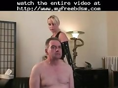 Young Girls Dominate Men BDSM Bondage Slave Femdom Domi