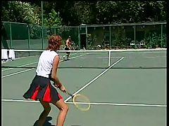 John West Amp Candy Apples Tennis Ass Fuck Cochinadas