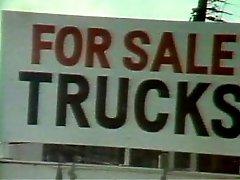 Cherry Truckers Vintage