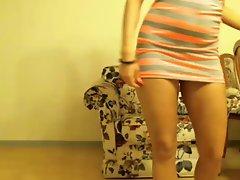 German Mature Show Curvy Body