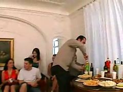 Italian Swinger Party Part 1 Of 2