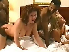 2003 Interracial Orgy Party