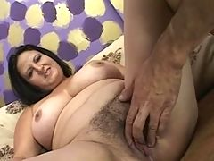 Chunky Mature Christina