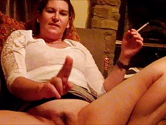 My MILF Wife Talking Dirty Masturbating Sucking Dick