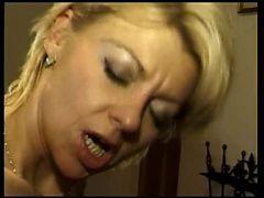 Blonde Slut Take Fisting